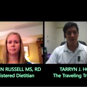 Interview with Personal Trainer Tarryn Hoff: September 2015